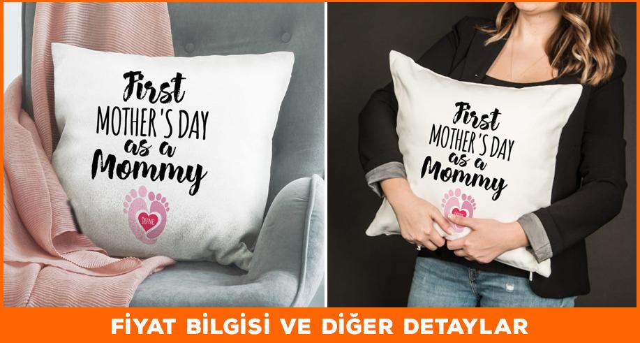 yeni anneye ilk anneler günü hediyesi