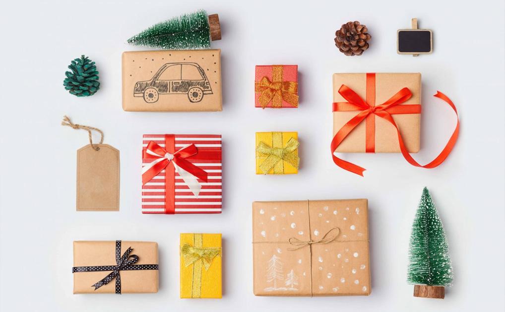 yılbaşı hediye kutuları
