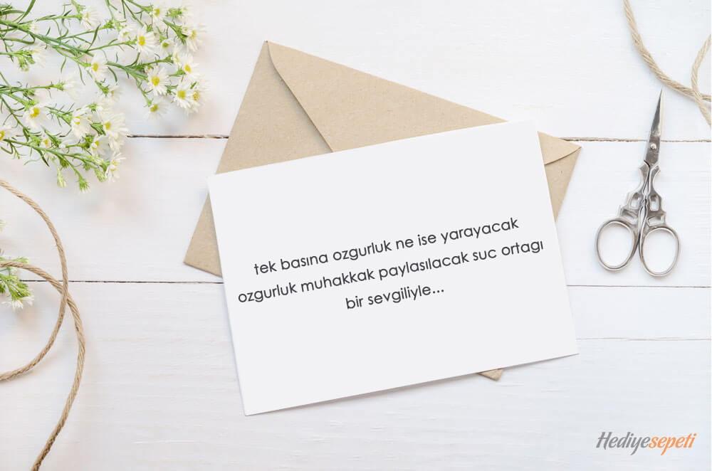 anlamli hediye notlari