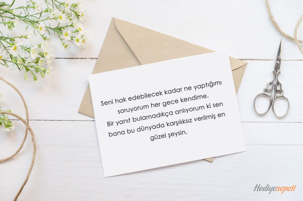 sevgiliye hediye notlari