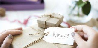 sevgiliye hediye notu
