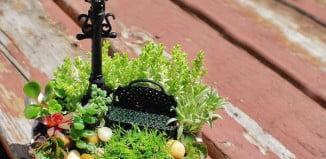 Sevdiklerinize Alabileceğiniz En Güzel Minyatür Bahçeler