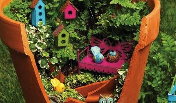 Sevdiklerinize Özel Alabileceğiniz Minyatür Bahçeler