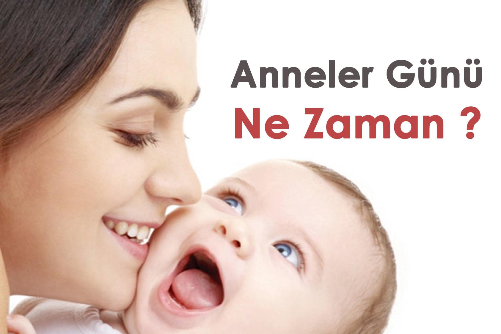 2018 Anneler Günü Ne Zaman ? Anneler Günü Ne Zaman Kutlanacak