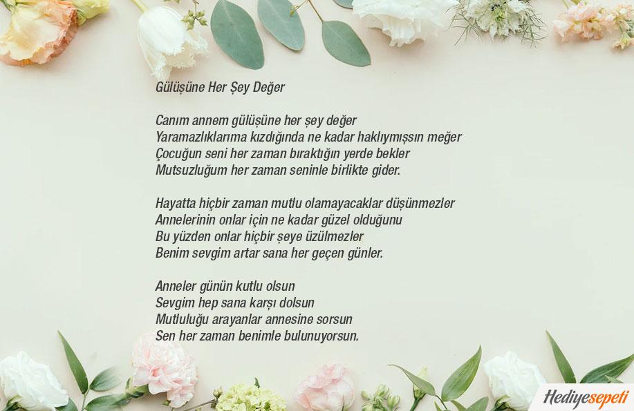 duygusal anneler günü şiirleri