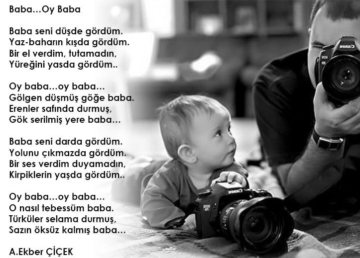 En İyi Babalar Günü Şiirleri