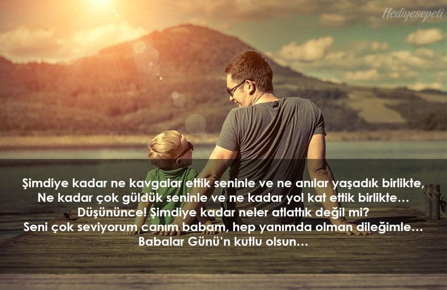 babalar günü mesajı