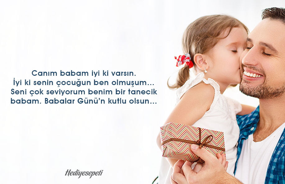 babaya güzel sözler