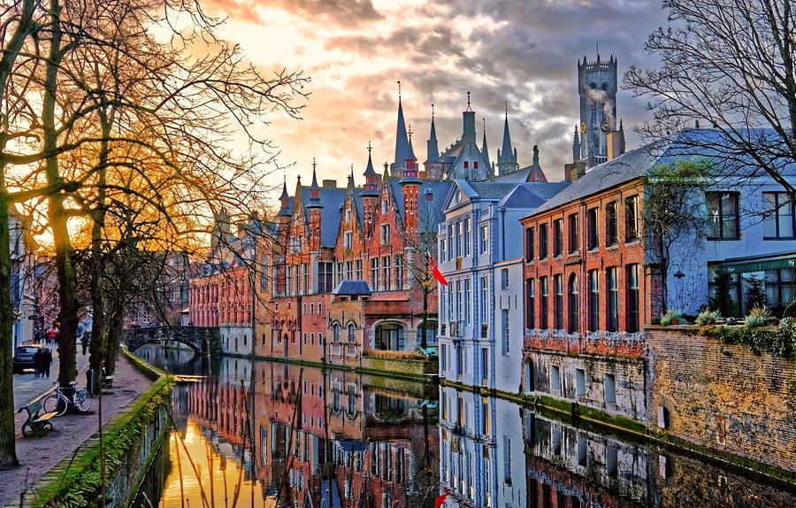 Bruges , Belçika