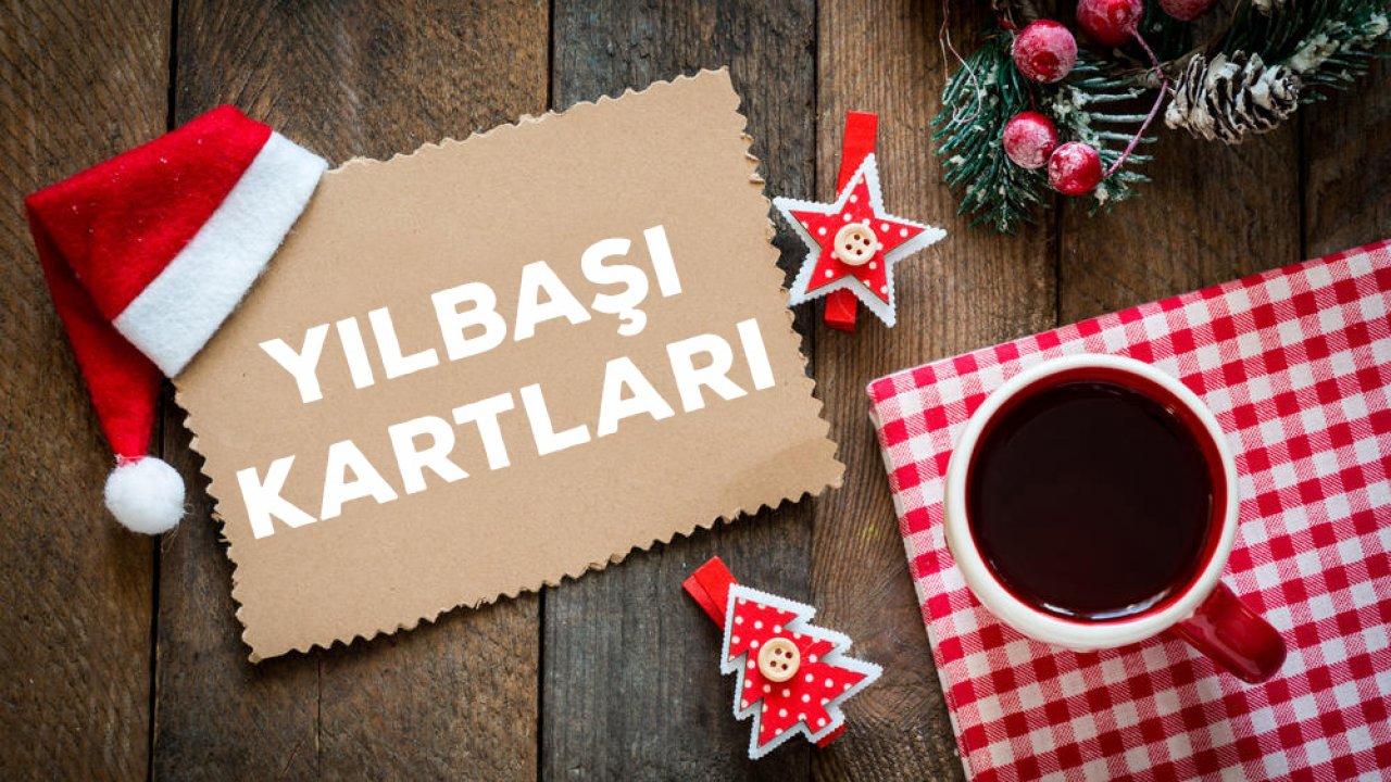 2019 Yilina Ozel Hazir Yilbasi Kartlari El Yapimi Yilbasi Karti