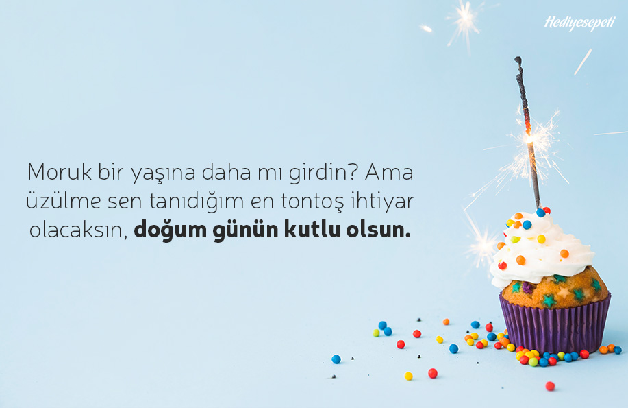 doğum günü mesajı arkadaşa