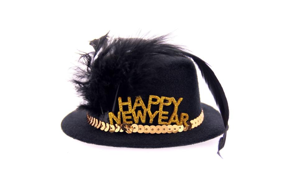 Yeni Yılın Olmazsa Olmazı Yılbaşı şapkası Yapımı Hediye Sepeti Blog