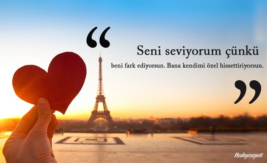 anlamlı seni seviyorum sözleri