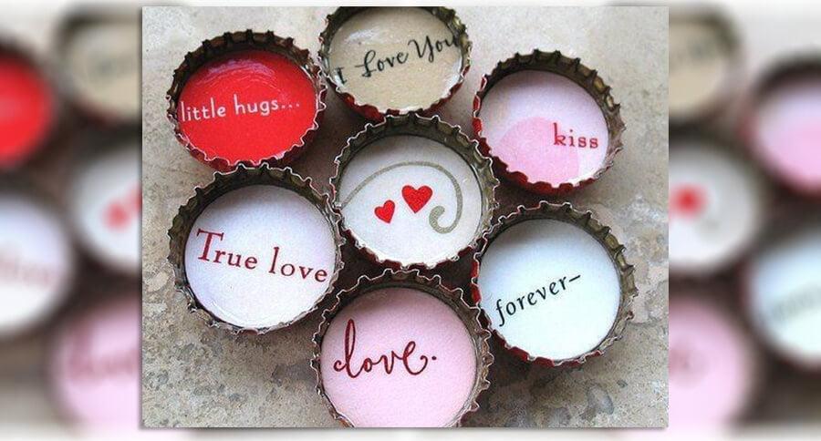 sevgililer günü el yapımı hediye önerileri