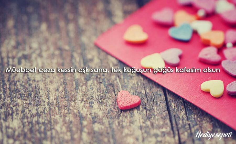 sevgiliye mesaj