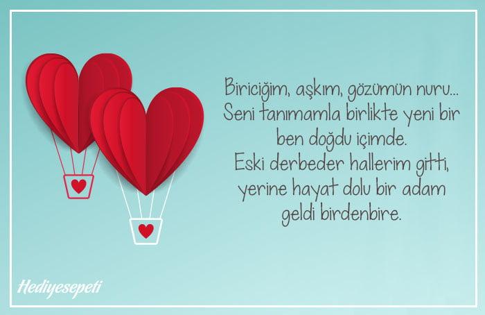 güzel aşk sözleri