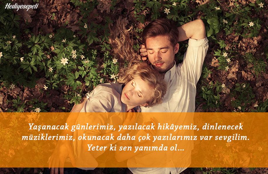 romantik söz
