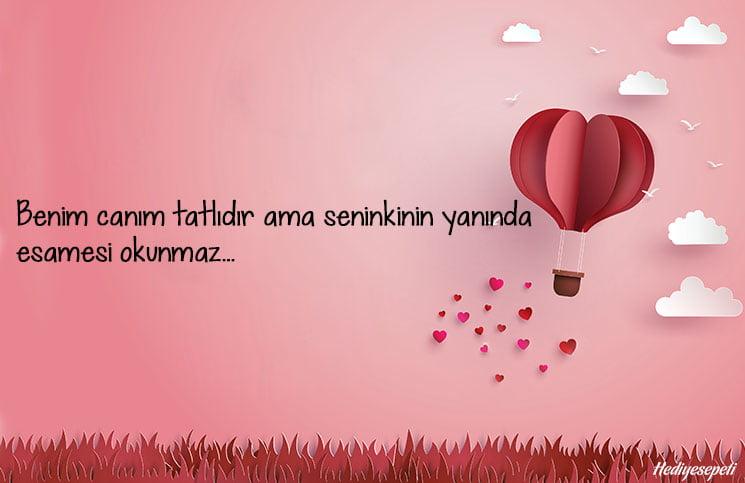 uzaktaki sevgiliye aşk sözleri