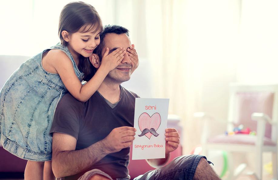 babalar günü ile ilgili sözler