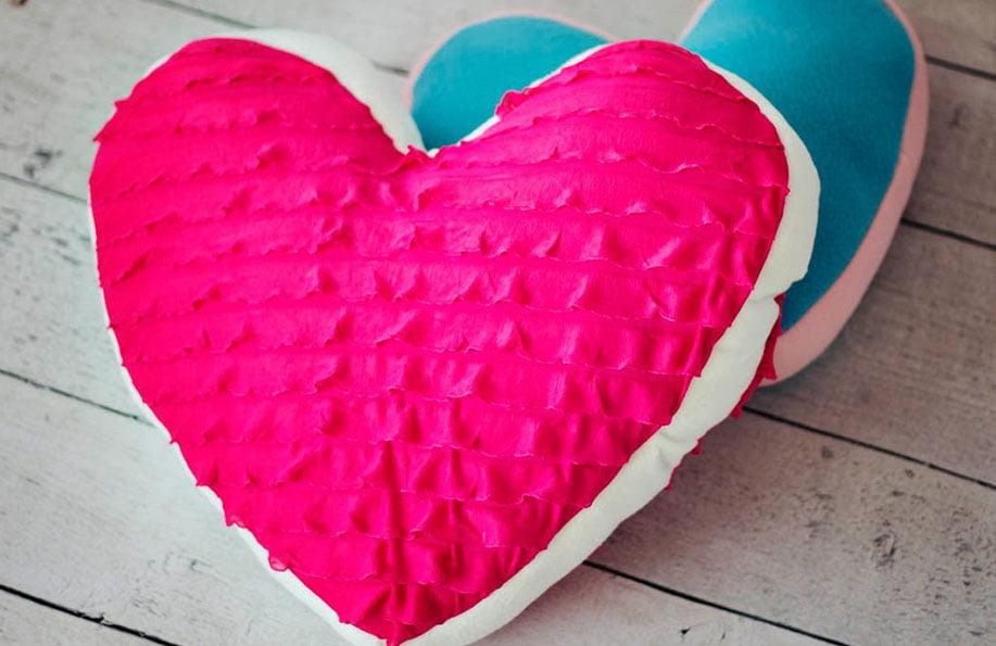 kalpli yastık yapımı
