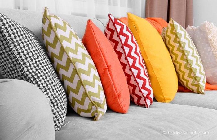 yastık yapımı