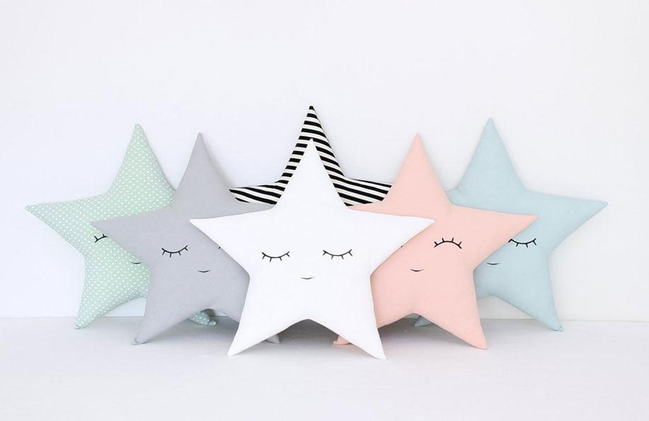 yıldız yastık yapımı