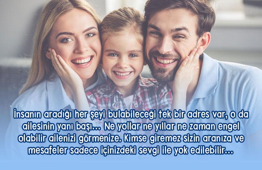 ailem sözleri