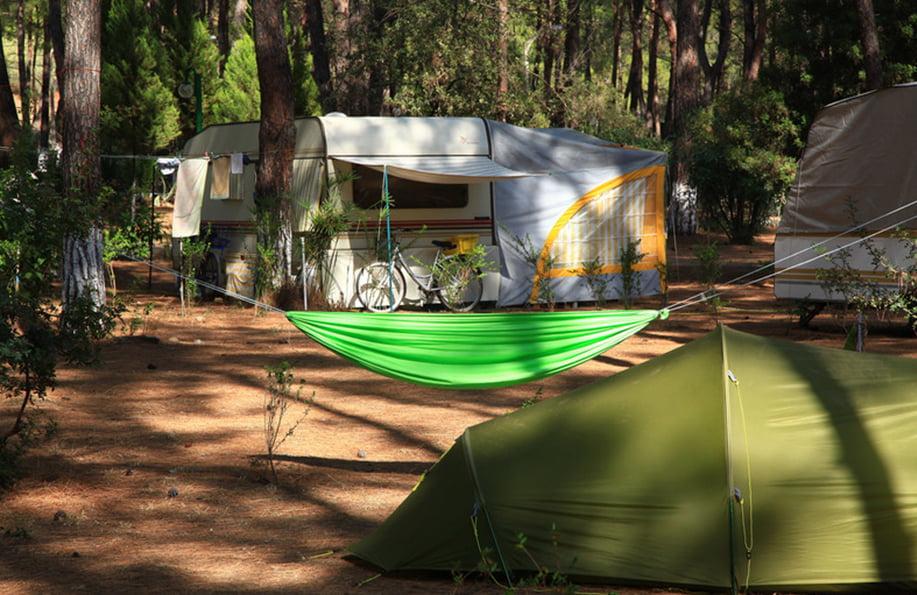 aktur datça kamp alanları