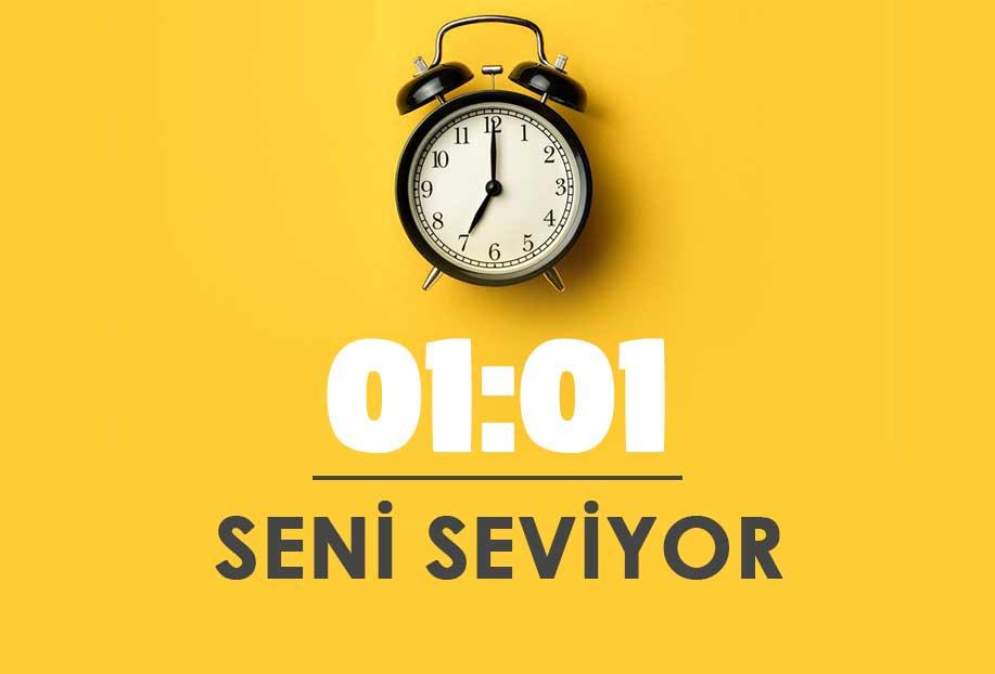 01 01 saat anlamı