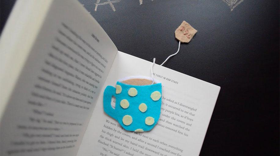 kitap ayracı modelleri yapımı