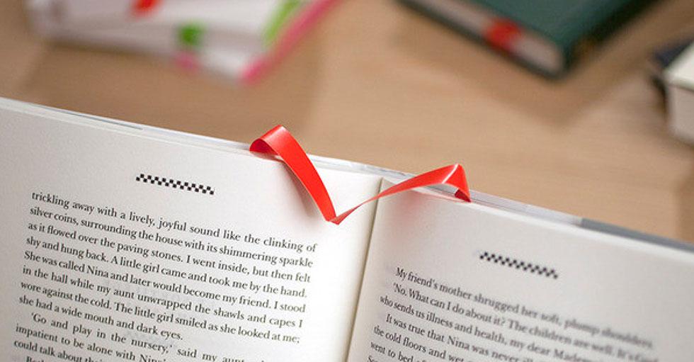 kolay kitap ayracı yapımı