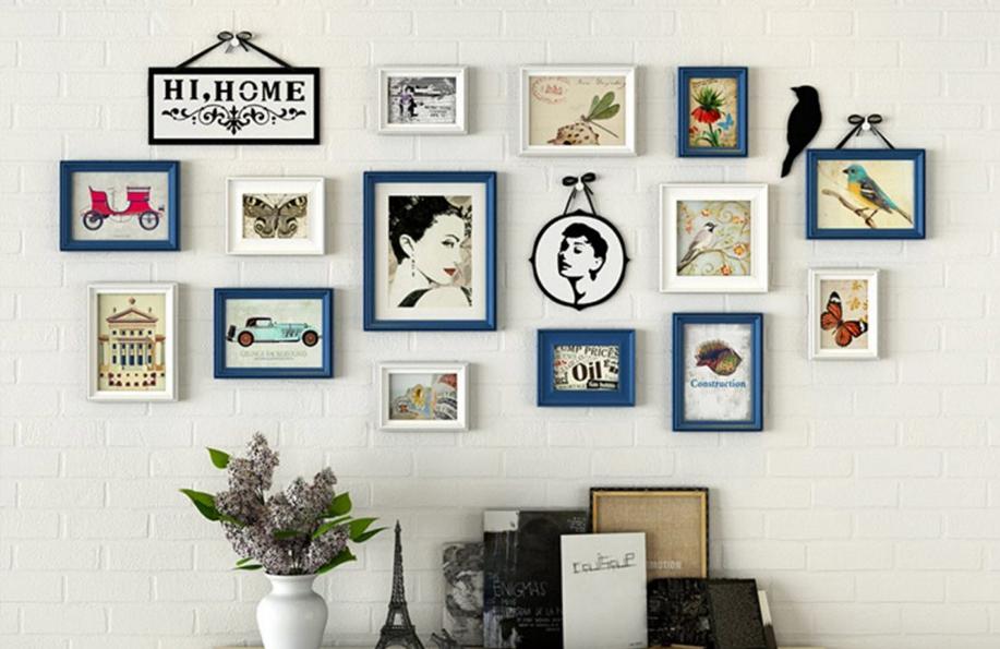 fotoğraflı ev aksesuarları