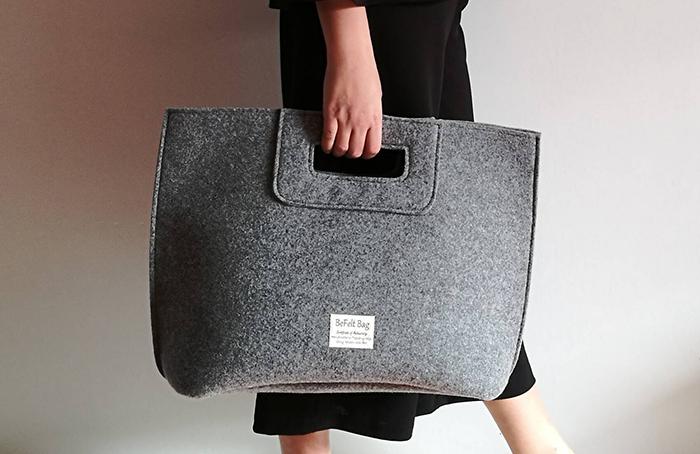 keçe çanta modelleri 2018