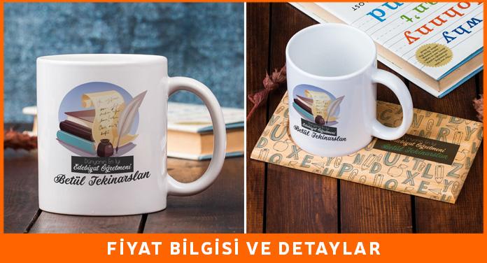 türkçe öğretmenine öğretmenler günü hediyesi