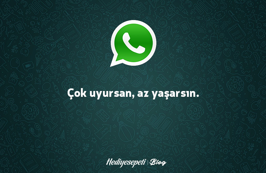 whatsapp durum