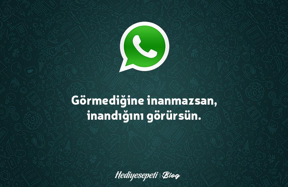 whatsapp durumları kısa