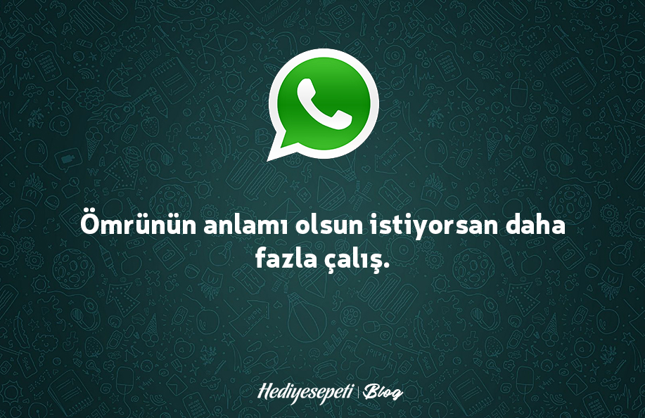 whatsapp sozler