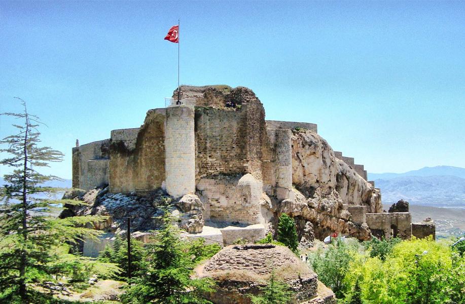 elazığ tarihi yerler