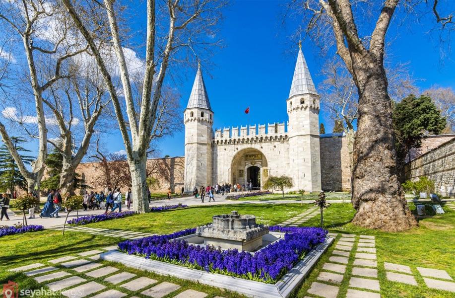 istanbulun tarihi yerleri