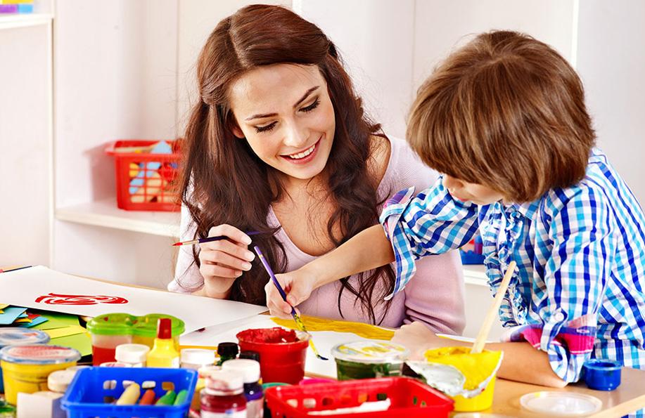 çocuklar için evde aktivite