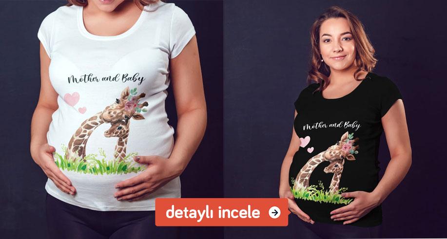 hamile eşe ilk anneler günü hediyesi