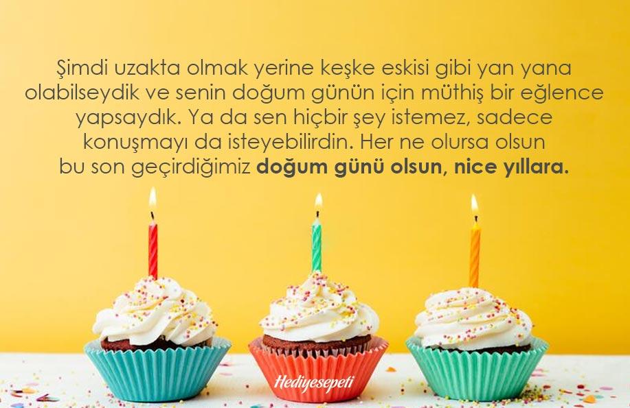 kuzene uzun doğum günü mesajı