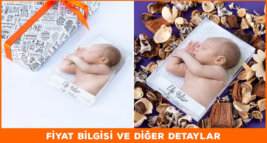 yeni doğan bebek hediye fikirleri