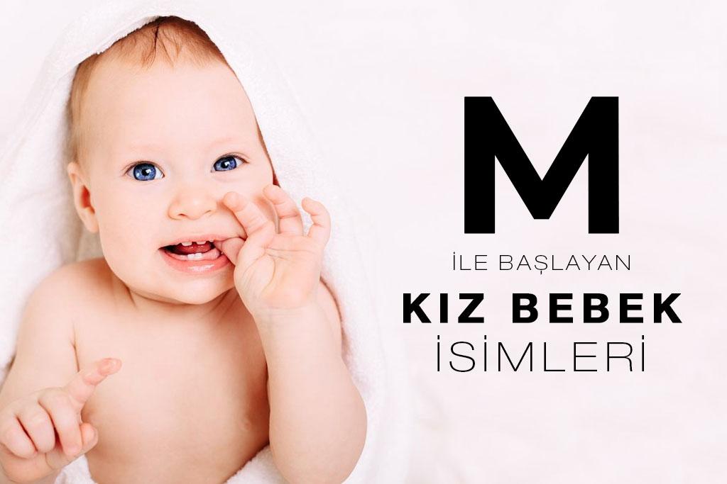 m ile başlayan kız bebek isimleri