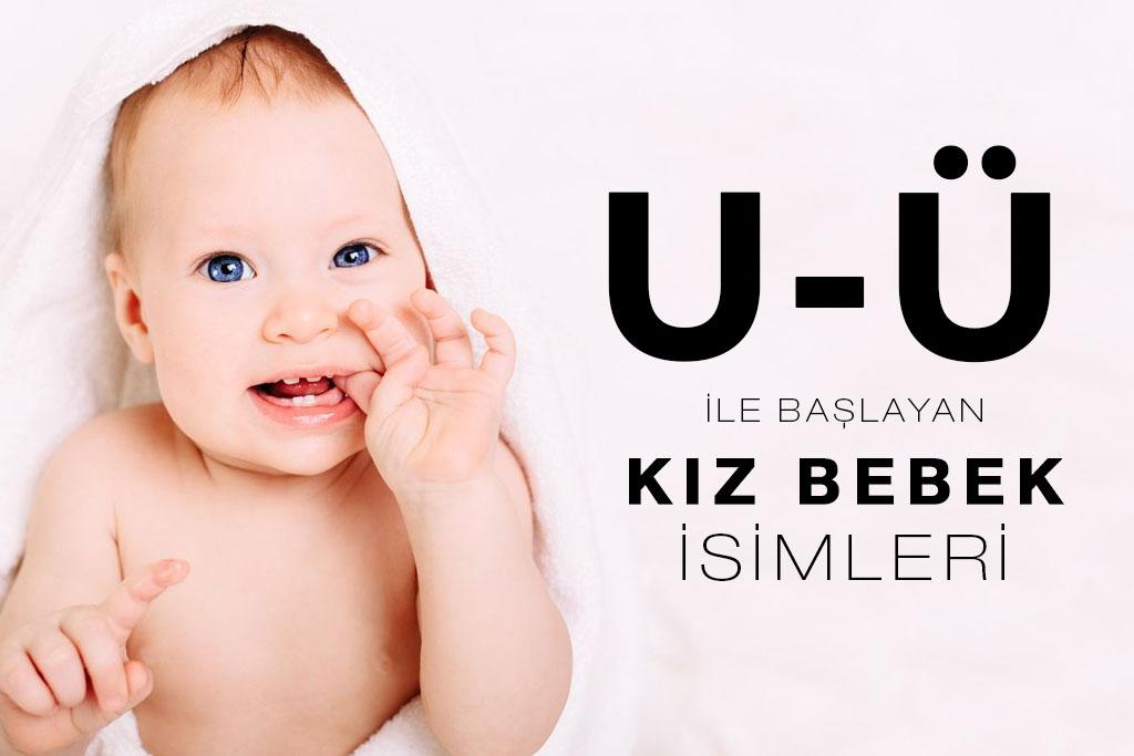 u-ü ile başlayan kız bebek isimleri