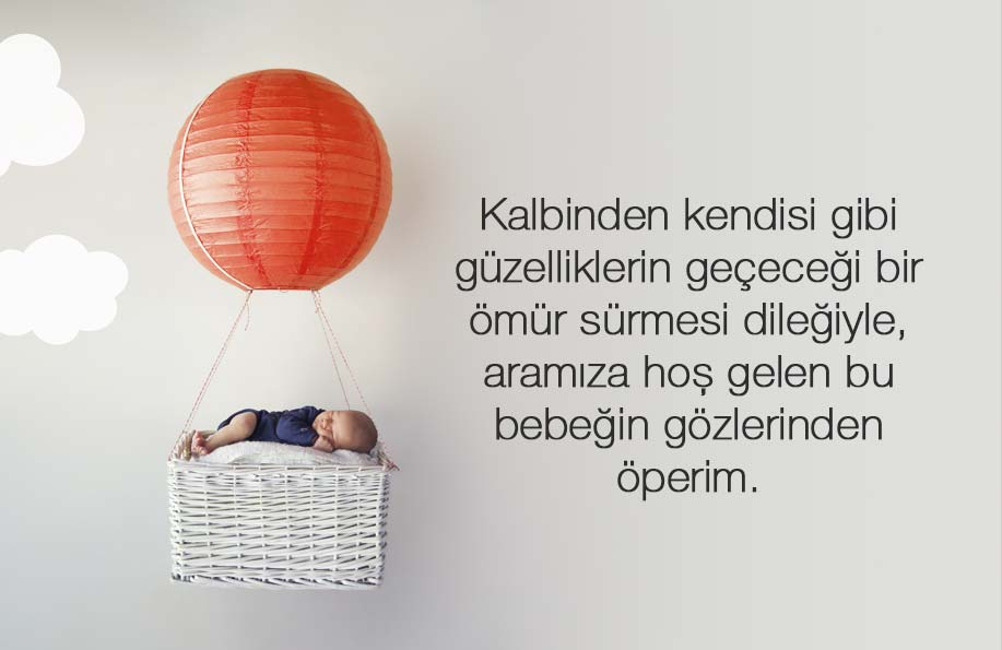 yeni doğan bebek tebrik mesajları