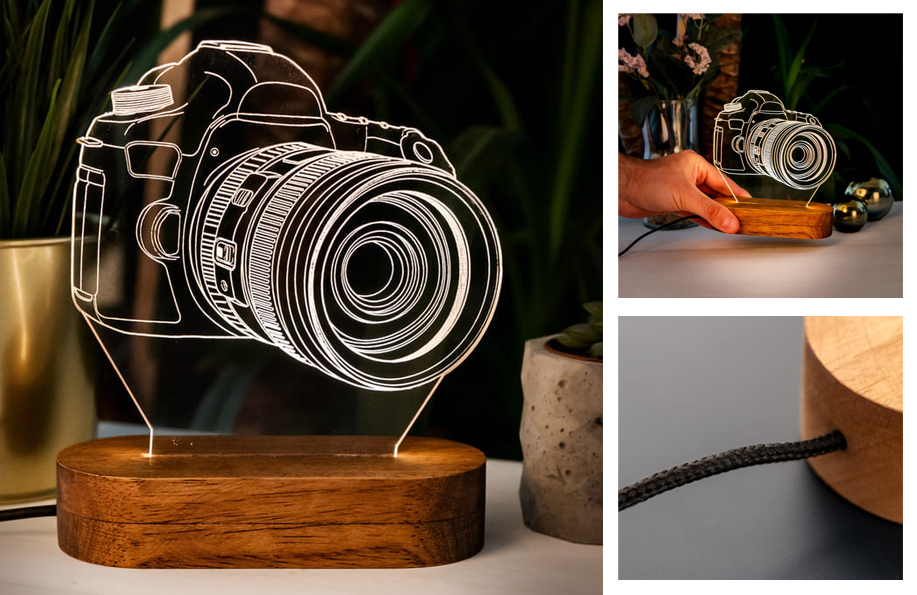 fotoğrafçıya hediye